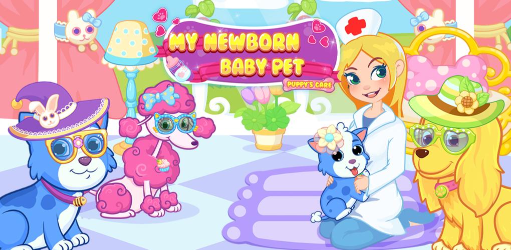 My Newborn Baby Pet_slide