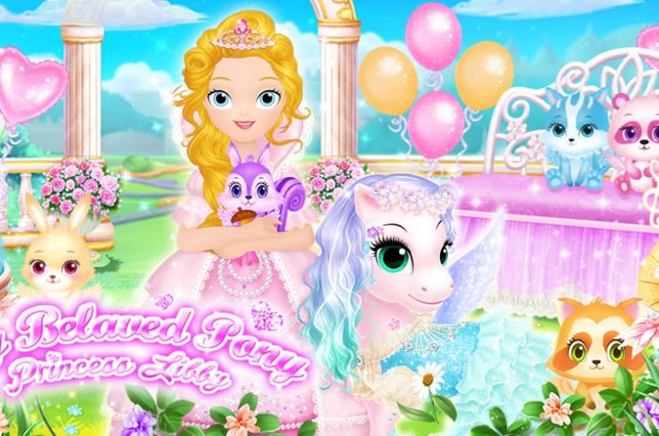My Beloved Pony_slide英文