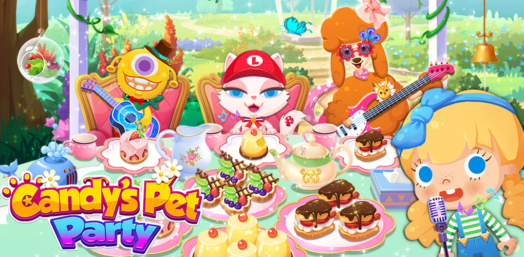 Candy Pet Party_slide英文