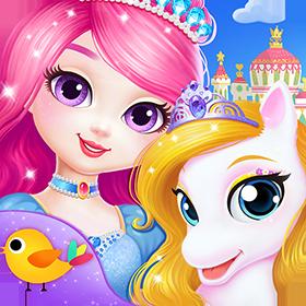 Princess Pet Palace: Royal Pony
